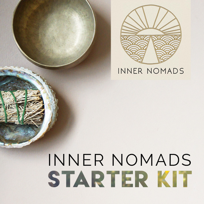 Inner Journey Starter Kit Meditatiealbum